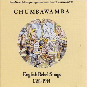 English Rebel Songs 1381–1984